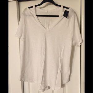 NWT Lane Bryant Cold Shoulder T-Shirt - Size 14/16